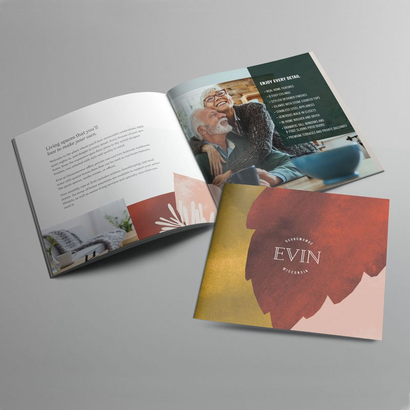 Evin brochure